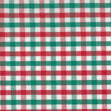 Red & Green Check
