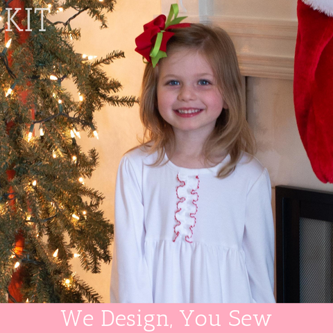 Kaki Nightgown Kit
