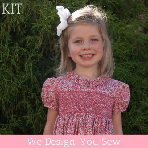 Ruffle Collar Lee Kit