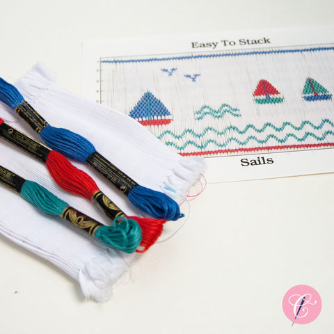 Pleated Insert Kit: Sails