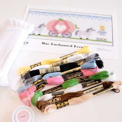 Pleated Insert Kit: One Enchanted Evening