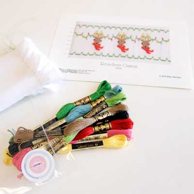 Pleated Insert Kit: Reindeer Games