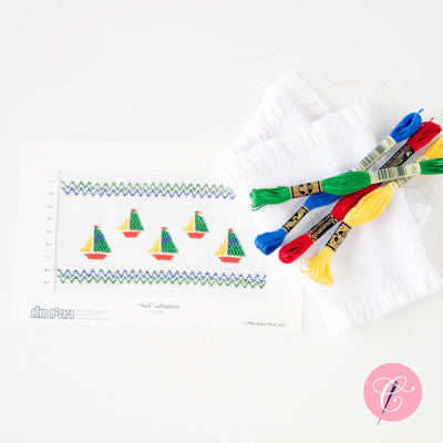 "Pleated Insert Kit: ""Sail"" abration"