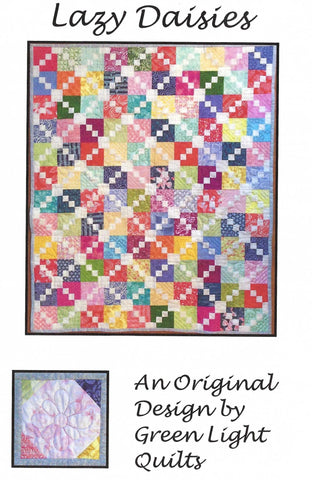 Lazy Daisies Quilt