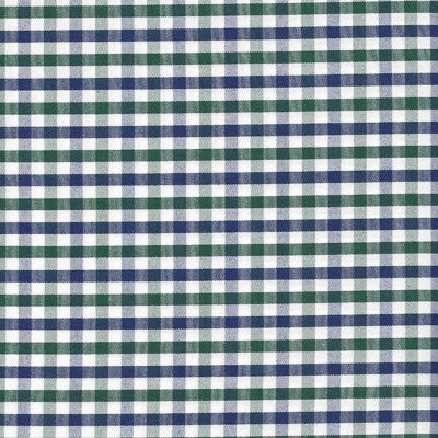 Hunter Green and Navy Plaid
