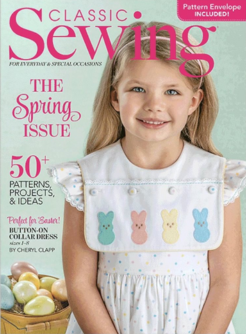 Classic Sewing Magazine - Spring 2020