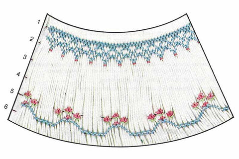 Children's Corner Susanna Smocking Plate