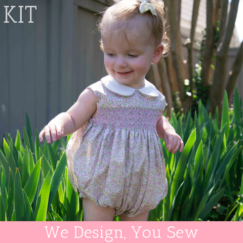 Jamie Sleeveless & Smocked Kit