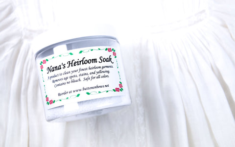 Nana's Heirloom Soak