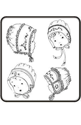 Baby Bonnets 2