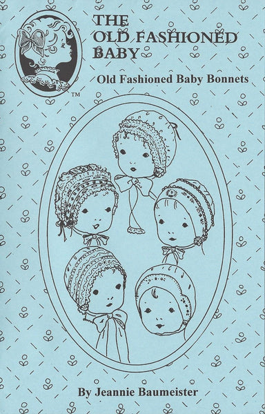 Old Fashioned Baby Bonnets