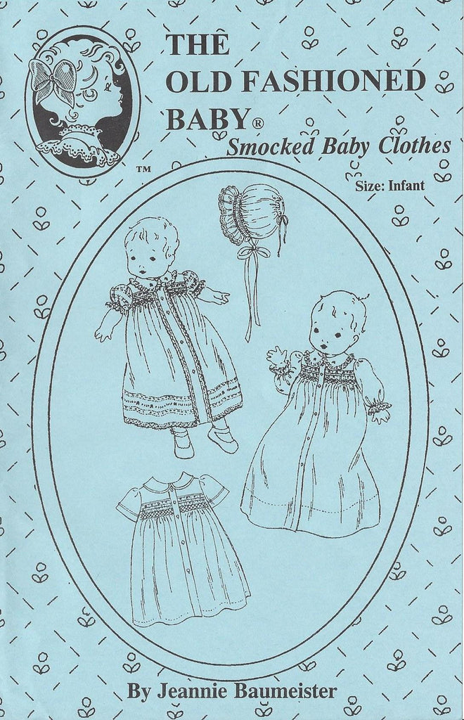 d6facc867b835 The Old Fashioned Baby Smocked Baby Clothes | Pattern | Children's Corner  Store