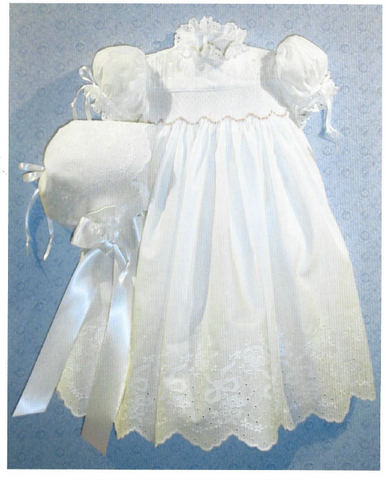 Christening Gown for Antonia