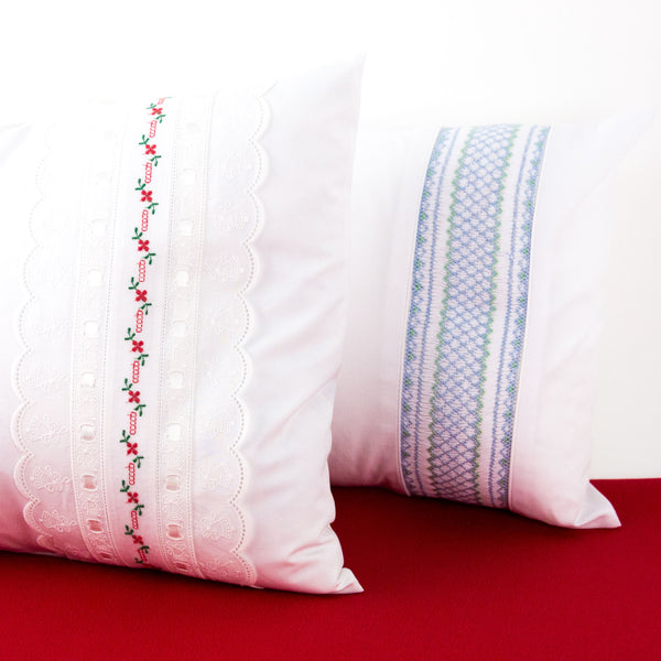 Vintage Christmas Pillowcase Kit