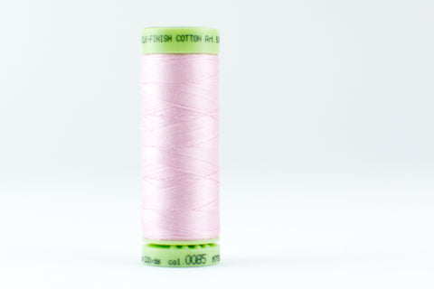 Silk-Finish Cotton Thread Pink #085