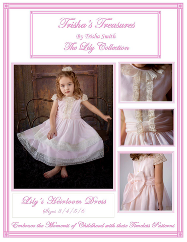 Lily's Heirloom Dress