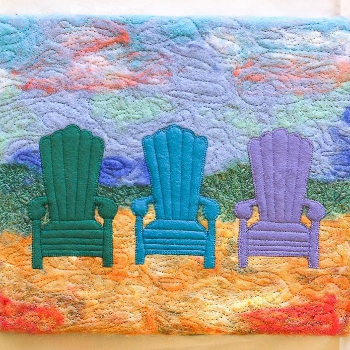 MUSKOKA CHAIRS by Richenda Ellis | Artfest Ontario