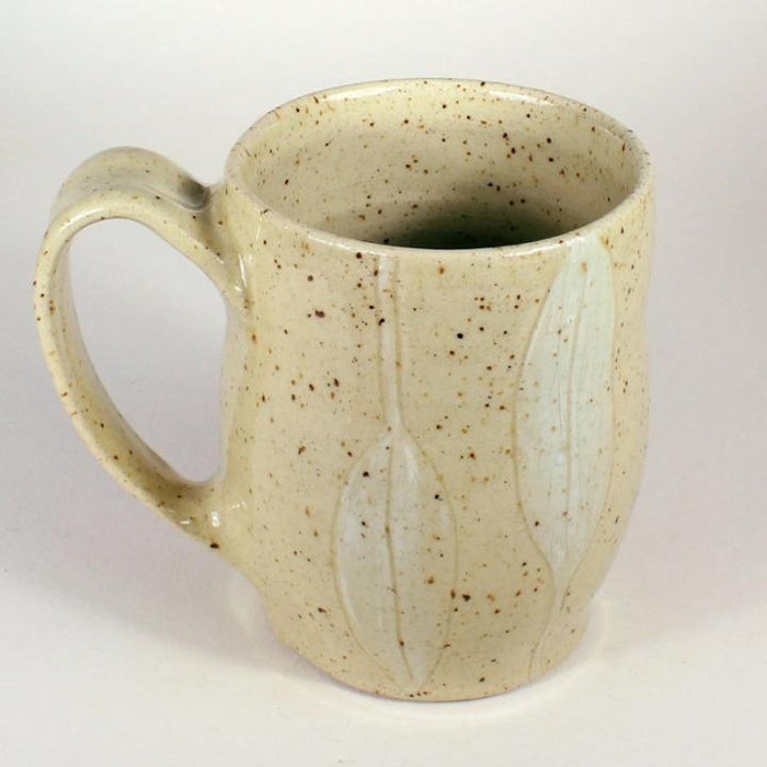 SOFT YELLOW MUG by One Rock Pottery | Artfest Ontario