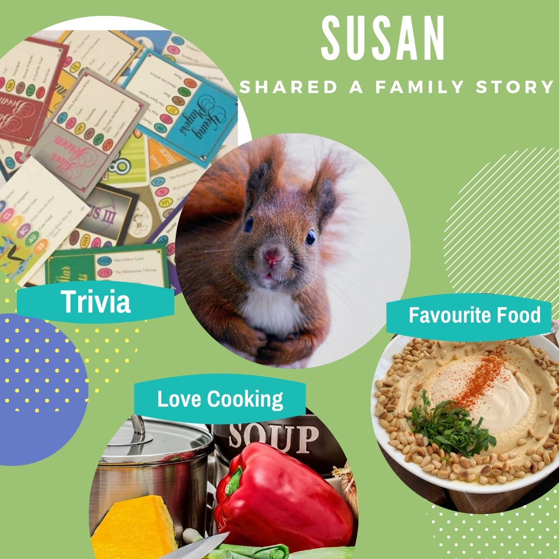 Susan Shares a Story about her Dog and a Squirrel | Artfest Ontario