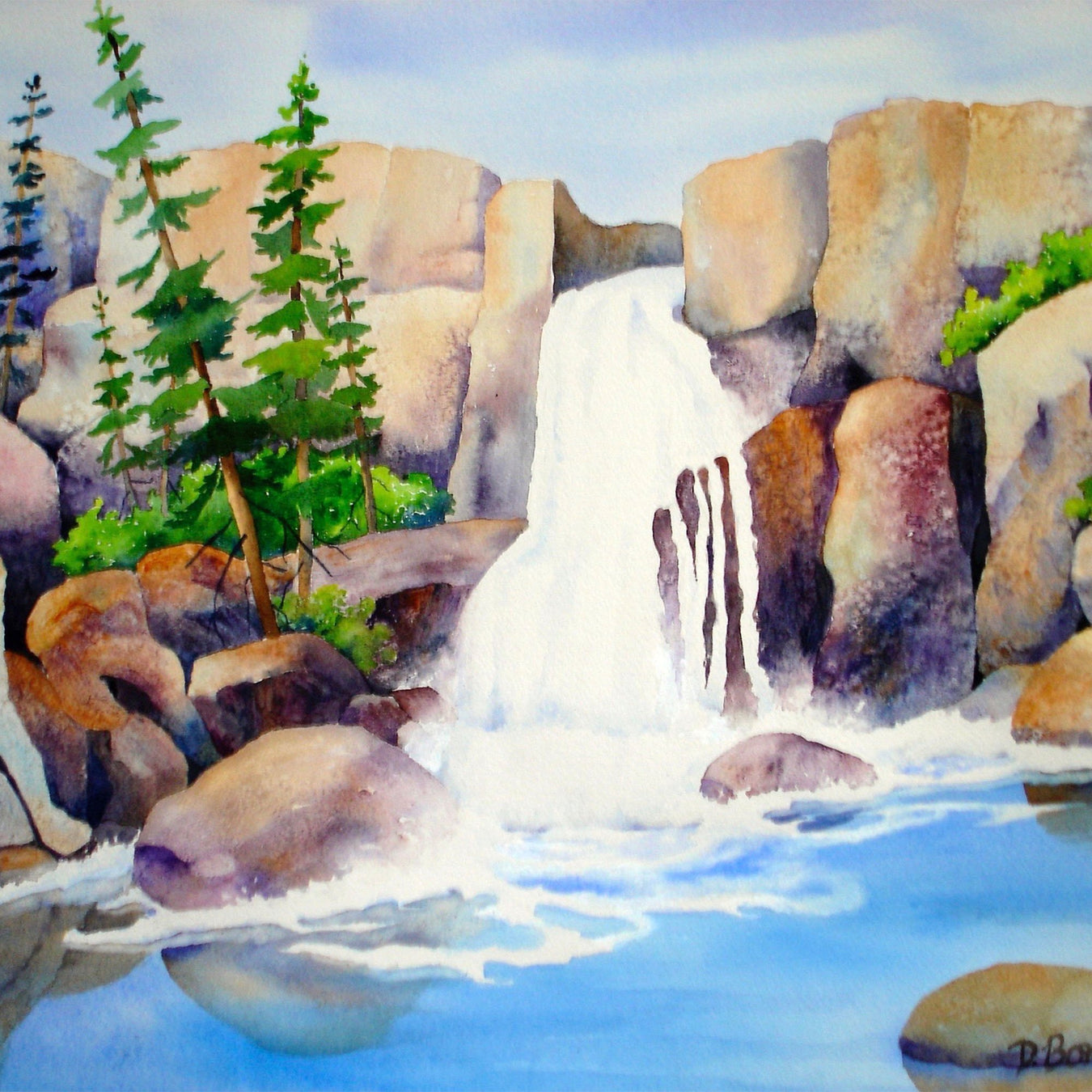 Back-in-Time Gallery - Paintings by Donna Bonin | Artfest Ontario