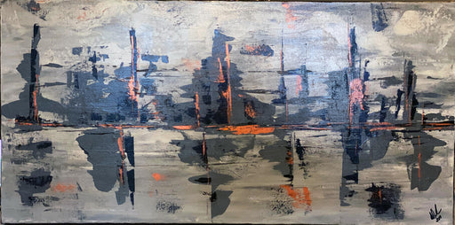 Colborn Art- Heidi Colborn-Abstract Painting- Artfest Ontario