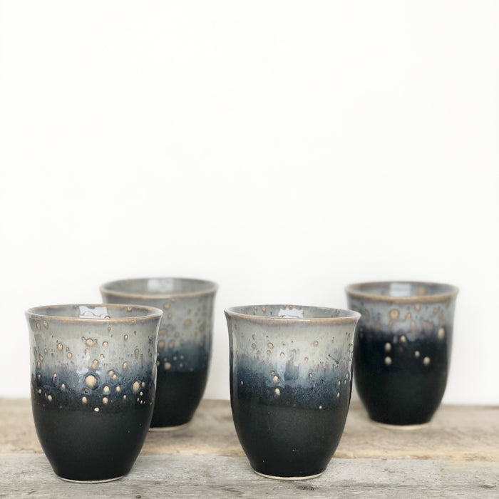 MIDNIGHT WINE CUPS (set of 2)