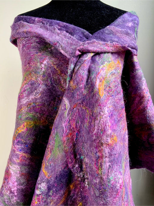 Abstract Artwear - Artfest Ontario - Love to Felt Artwear - Clothing & Accessories