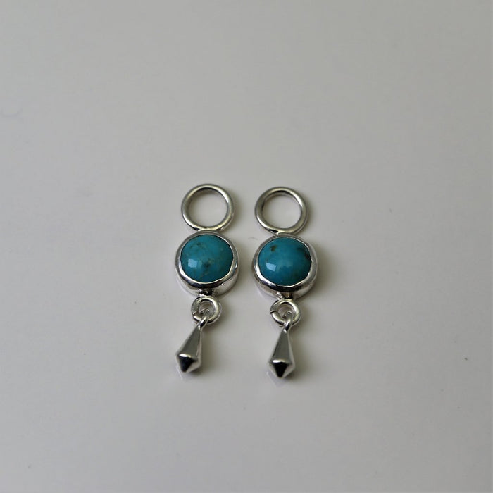 Ada - Sterling Silver and Gemstone Earrings - Artfest Ontario - Devine Fine Jewellery - Earrings