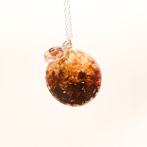 Afternoon Tea Pendant- Round - Artfest Ontario - Studio Degas - Jewelry & Accessories