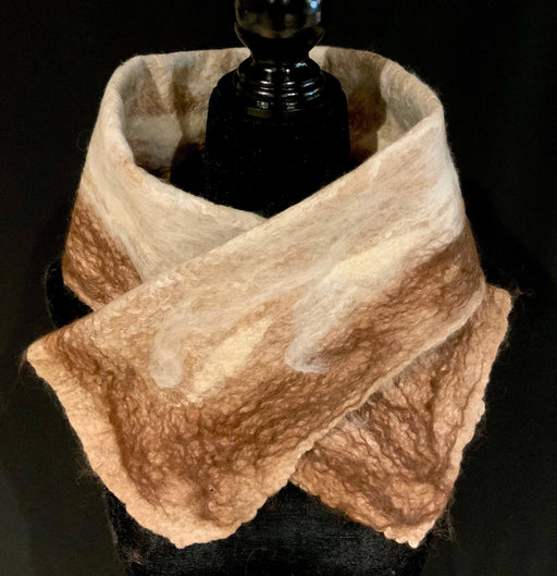 Alpaca warmth - Artfest Ontario - Love to Felt Artwear - Clothing & Accessories