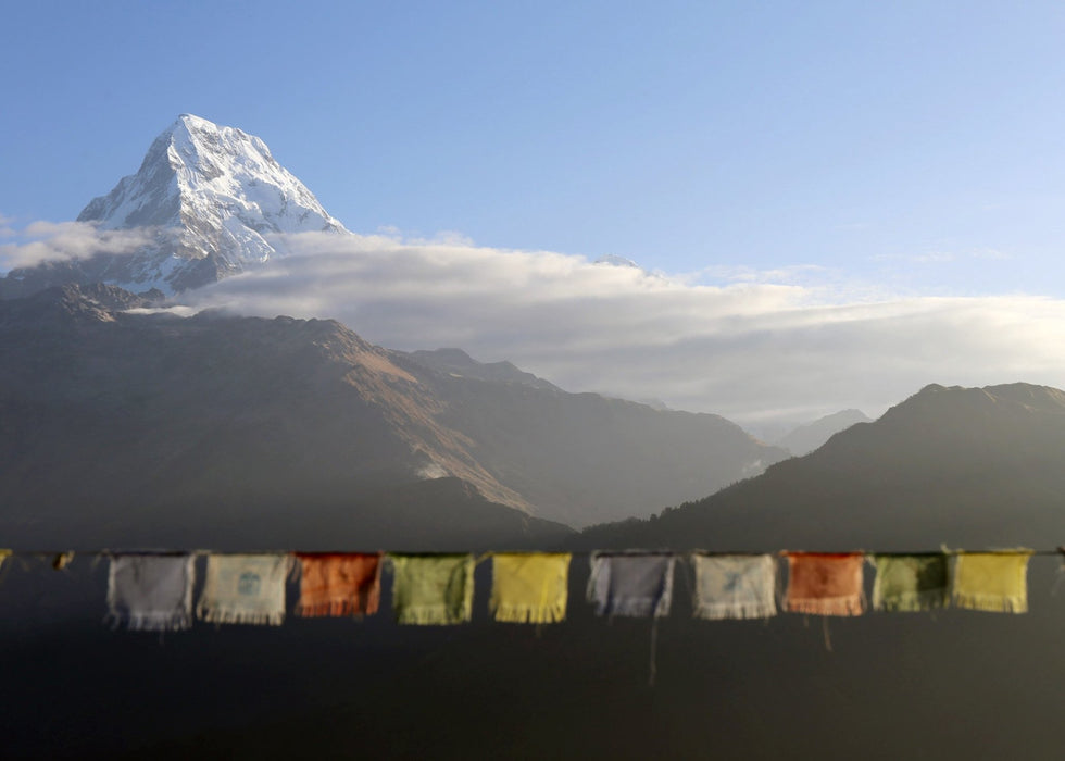 Annapurna Morning - Artfest Ontario - Kleno Photography - Photographic Art