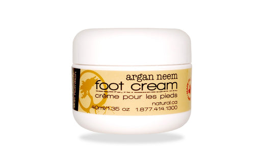 Argan-neem Foot Cream - Artfest Ontario - Earth to Body - Body Care