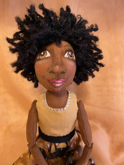 Art Dolls - Artfest Ontario - Tamara's Treasured Shop - Home Decor