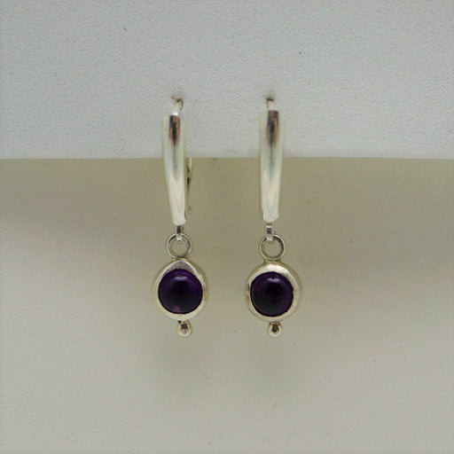 Audrey Sterling Silver Earrings with Gemstones - Artfest Ontario - Devine Fine Jewellery - Earrings