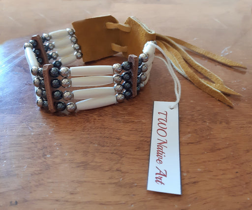 Authentic Handmade Native Bracelet - Artfest Ontario