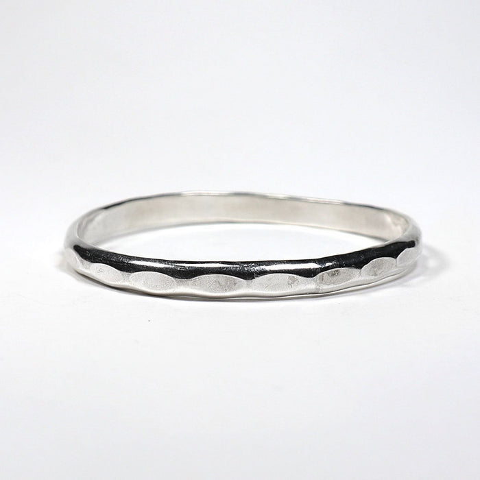 Baby Cup Cake Bangle in Solid Sterling Silver - Artfest Ontario - Devine Fine Jewellery - Bracelet/ Bangle