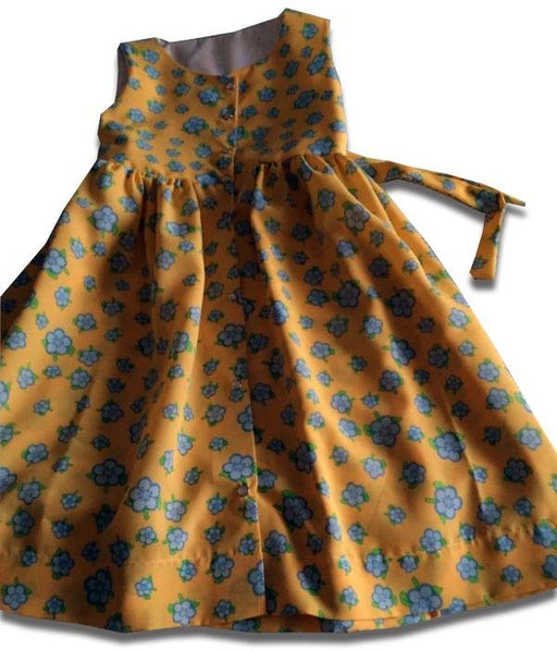 Bell Flower Sunshine Dress - Artfest Ontario - Muffin Mouse Creations - Clothing & Accessories