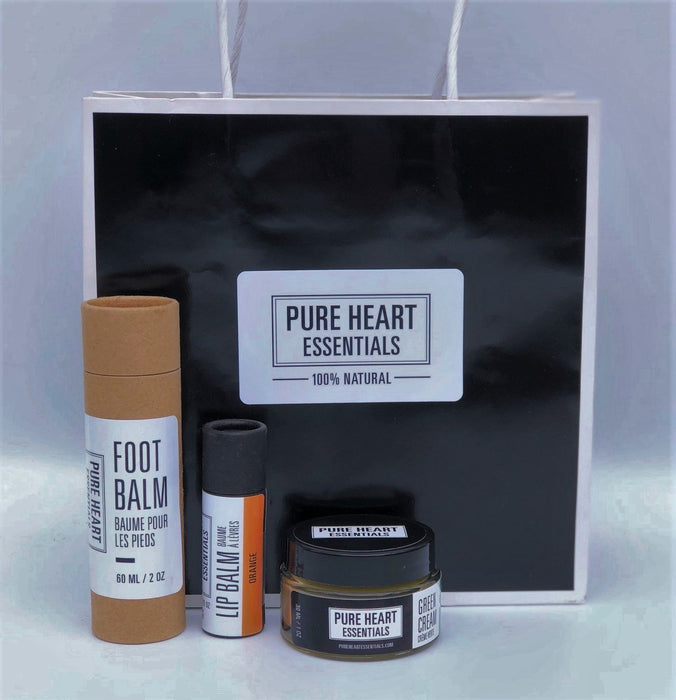 BEST BALMS GIFT SET - Artfest Ontario - Pure Heart Essentials - Gift Set