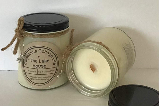 Best Seller - The Lake House -Soy Wax Candle - Artfest Ontario - North Country Candle - Furniture & Houseware
