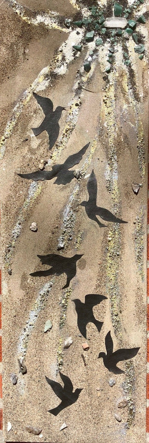 Birds in Flight- Artist Stone & Hide - Artfest Ontario - Stone & Hide - Jewelry & Accessories