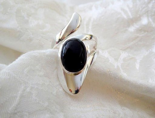 Black Onyx Ring - Artfest Ontario - Delicate Touch Jewellery - Fine Jewellery