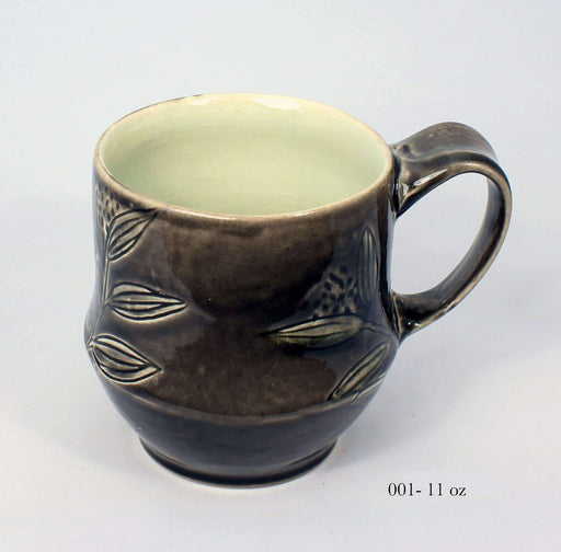 Bloom Mug - Artfest Ontario - One Rock Pottery -