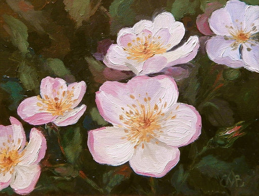 Blossoms - Artfest Ontario - Olena Lopatina - Paintings