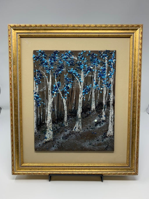 Blue Birch Trees - Artfest Ontario