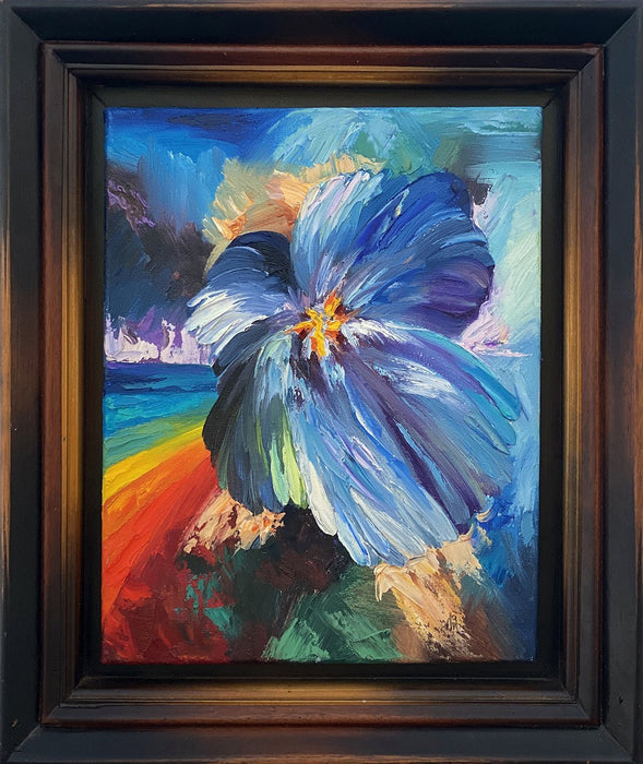 Blue - Artfest Ontario - Vladimir Lopatin - Paintings -Artwork - Sculpture