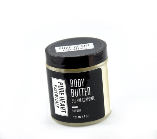BODY BUTTER - Artfest Ontario - Pure Heart Essentials - body