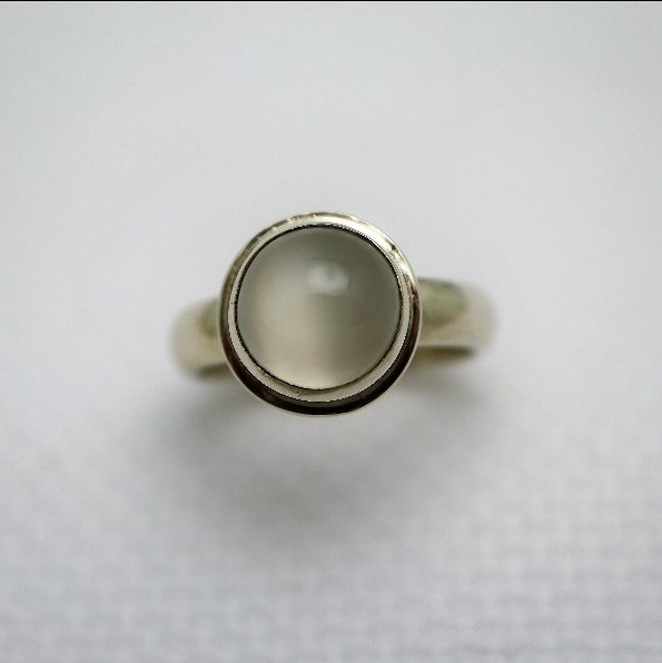 Brooke - Sterling Silver & Gemstone Ring - Artfest Ontario - Devine Fine Jewellery - Ring