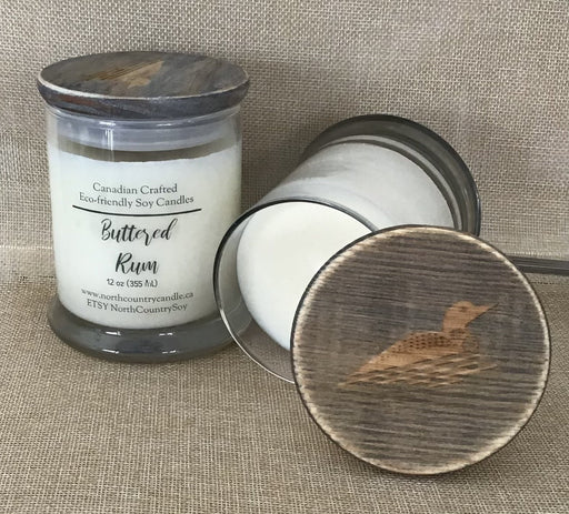 Buttered Rum - Artfest Ontario - North Country Candle - Furniture & Houseware