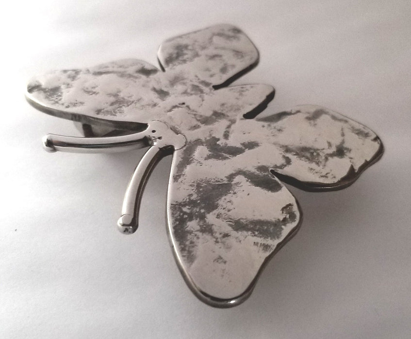 Butterfly Buckle and Belt - Artfest Ontario - Iron Art - Clothing & Accessories