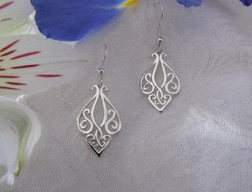 Celtic Inspired Earrings - Artfest Ontario - Delicate Touch Jewellery - Fine Jewellery